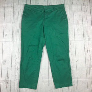 Kut from the Kloth Taylor Crop Trouser I1